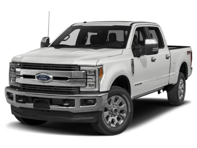 2019 Ford F-250 Super Duty King Ranch Crew Cab 4WD