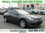 Used Nissan Altima Coupe For Sale Cargurus