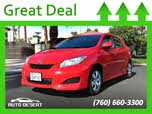 used 2008 toyota matrix for sale in palm desert ca cargurus. Black Bedroom Furniture Sets. Home Design Ideas