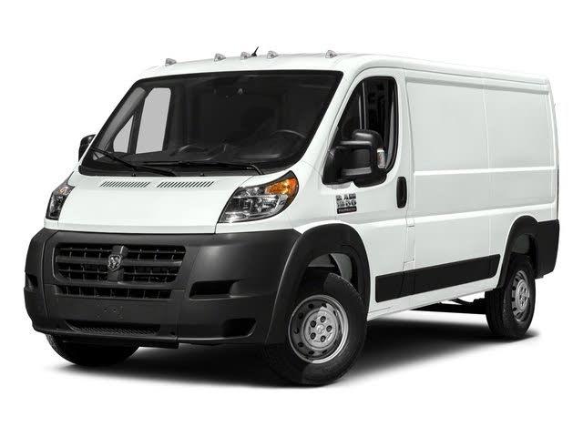 2016 RAM ProMaster 1500 118 Low Roof Cargo Van
