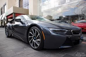 2017 Bmw I8 Price Cargurus