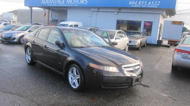 2006 Acura TL FWD with Dynamic Package