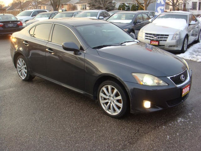 2009 Lexus IS 250 RWD