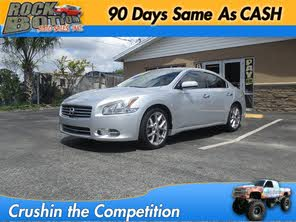 Used 2009 Nissan Maxima For Sale In Tampa Fl Cargurus
