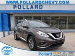 used 2016 nissan murano for sale in midland tx from 24 990 cargurus. Black Bedroom Furniture Sets. Home Design Ideas