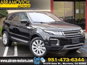 Used Land Rover Range Rover Evoque For Sale Huntington Beach