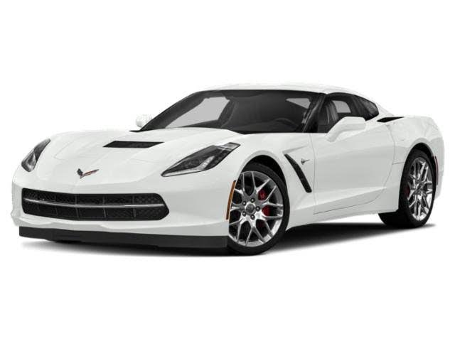 2019 Chevrolet Corvette Stingray 1LT Coupe RWD