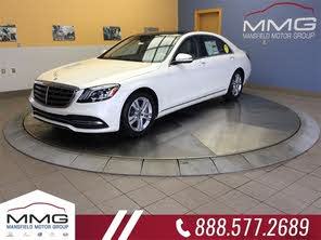 New Mercedes Benz S Class For Sale Cargurus