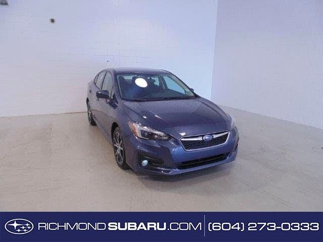 2018 Subaru Impreza 2.0i Sport Sedan AWD with EyeSight Package