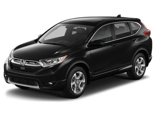 2019 Honda CR-V EX FWD