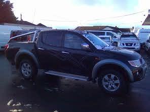 Used Mitsubishi L200 for sale - CarGurus