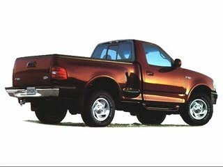 1998 Ford F-150 XL Stepside SB