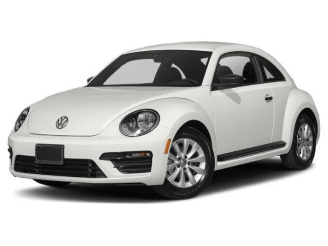 2019 Volkswagen Beetle 2.0T SE Hatchback FWD