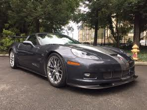 Used 2009 Chevrolet Corvette Zr1 3zr Coupe Rwd For Sale