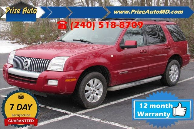 2010 Mercury Mountaineer AWD
