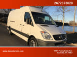 2012 Mercedes-Benz Sprinter Cargo 3500 170 High Roof Extended DRW RWD