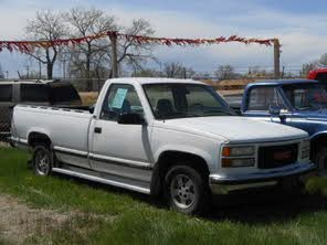 Used 1994 GMC Sierra 1500 For Sale - CarGurus