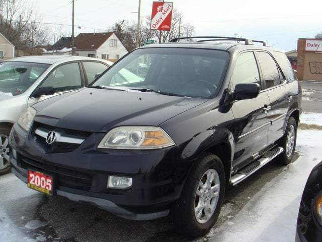 2005 Acura MDX AWD with Touring Package, Navigation, and Entertainment System