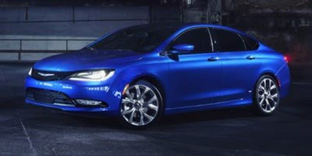 2016 Chrysler 200 S Sedan AWD