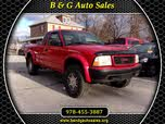 2000 GMC Sonoma SL Ext Cab Short Bed 4WD