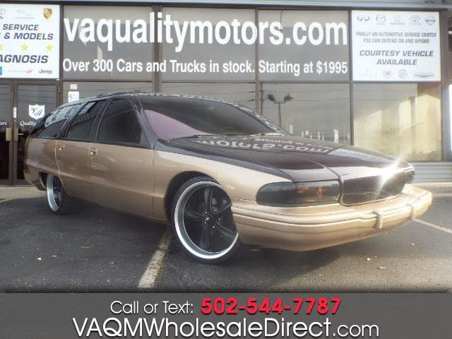 1994 Buick Roadmaster Estate Wagon RWD