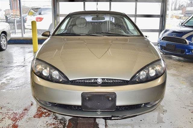 2000 Mercury Cougar V6 Hatchback FWD