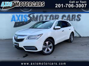 2014 Acura Mdx For Sale >> Used 2014 Acura Mdx For Sale In New York Ny Cargurus