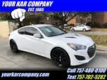 used 2014 hyundai genesis coupe for sale in norfolk va from 10 500 cargurus. Black Bedroom Furniture Sets. Home Design Ideas