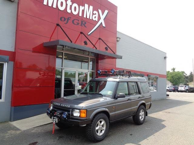 2002 Land Rover Discovery Series II 4 Dr SD AWD SUV