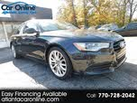 2013 Audi A6 3.0T quattro Premium Plus Sedan AWD