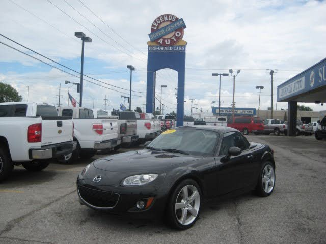 2011 Mazda MX-5 Miata Grand Touring with Retractable Hardtop