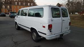 Used Chevrolet Chevy Van For Sale - CarGurus