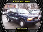 2000 GMC Jimmy 4 Dr SLE SUV