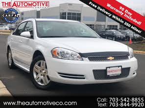 Used Chevrolet Impala For Sale Hagerstown, MD - CarGurus
