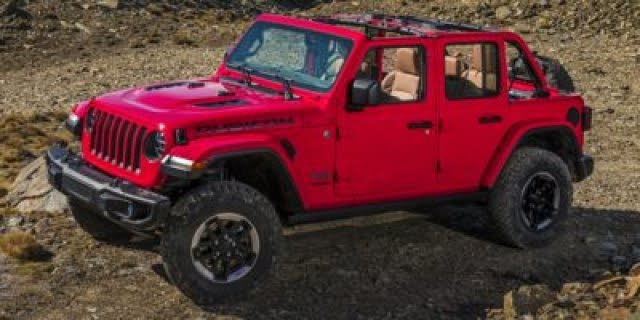 2018 Jeep Wrangler Unlimited Rubicon 4WD