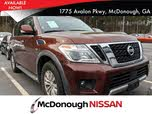 used 2019 nissan armada for sale in columbus ga from. Black Bedroom Furniture Sets. Home Design Ideas
