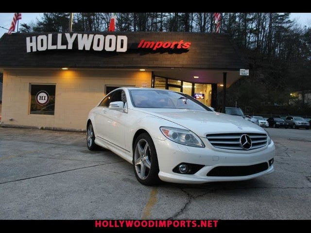 Used 2010 Mercedes-Benz CL-Class CL 550 4MATIC for Sale ...