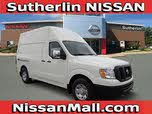 2019 Nissan NV Cargo 3500 HD SV with High Roof RWD