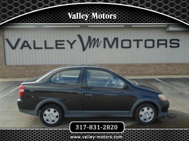 2000 Toyota ECHO 2 Dr STD Coupe