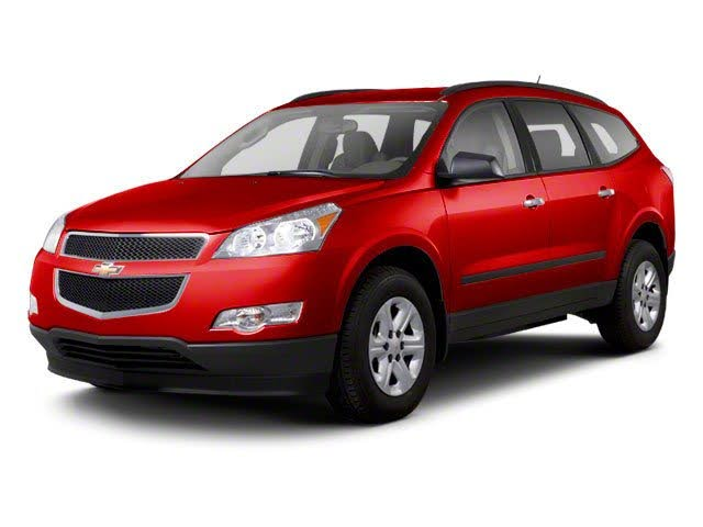 2012 Chevrolet Traverse 1LT FWD