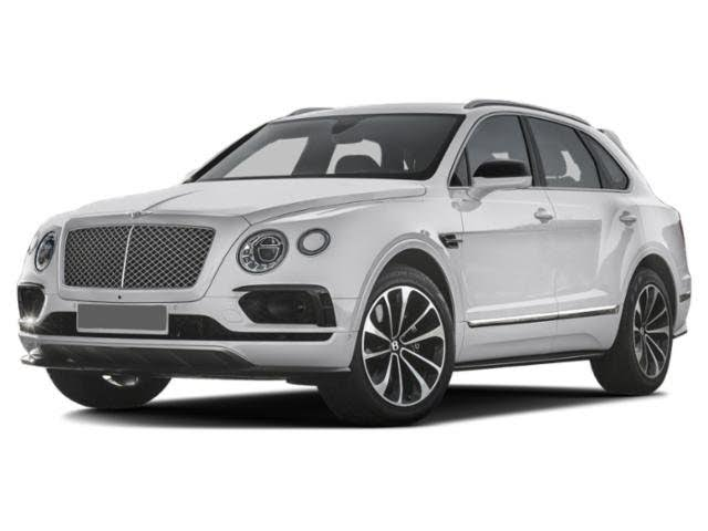 2018 Bentley Bentayga W12 Mulliner AWD