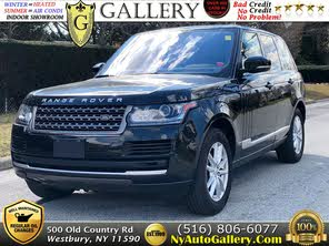 Used Range Rovers For Sale >> Used Land Rover Range Rover For Sale New York Ny Cargurus