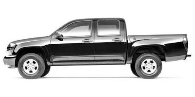 2007 GMC Canyon 4 Dr SLE1 Crew Cab 2WD