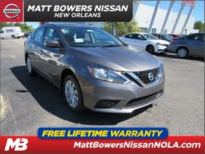 Nissan New Orleans >> New Nissan Sentra For Sale In New Orleans La Cargurus