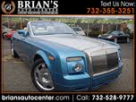 2009 Rolls-Royce Phantom Drophead Coupe Convertible