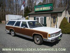 Used Ford LTD Crown Victoria For Sale - CarGurus