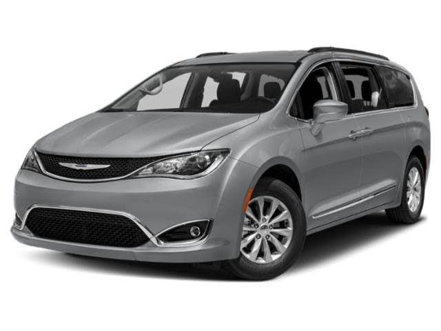 2018 Chrysler Pacifica Limited FWD