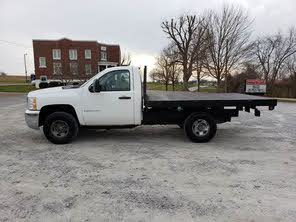 Used Chevy 2500 For Sale >> Used Chevrolet Silverado 2500hd For Sale Cargurus