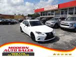 2015 Lexus IS 250 F Sport Crafted Line RWD