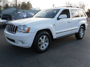 2008 Jeep Grand Cherokee Limited >> 2008 Jeep Grand Cherokee Limited 4wd